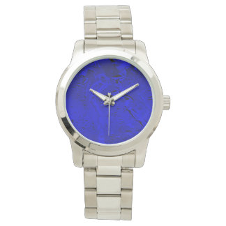 Blue Rain Watch
