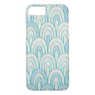 Blue Rainbow iPhone 8/7 Case