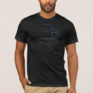 Blue Raptor Custom T-Shirt