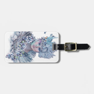Blue Raven Luggage Tag