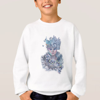 Blue Raven Sweatshirt