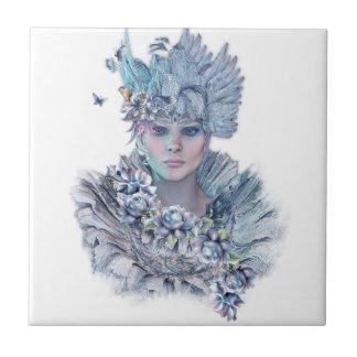 Blue Raven Tile