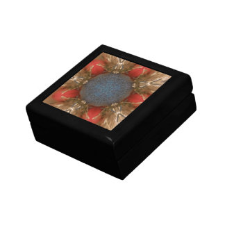 Blue Red Christmas Decoration Baubles Gift Boxes