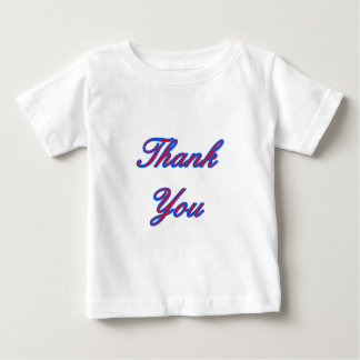 Blue Red Thank You Design The MUSEUM Zazzle Gifts T Shirts