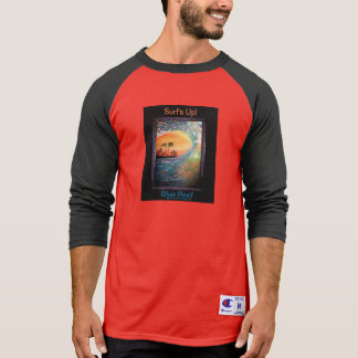 Blue Reef, Designs By: Brian Fugere Activewear T-Shirt