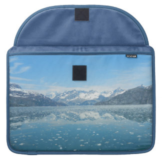 Blue Reflection Macbook Sleeve