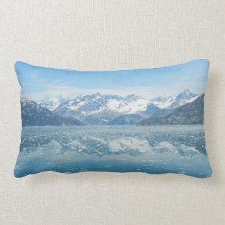 Blue Reflection Pillow