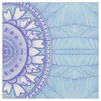 Blue Ribbon Winner Fabric