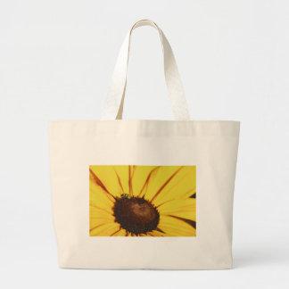 Blue Ridge Black-Eyed Susan Large Tote Bag