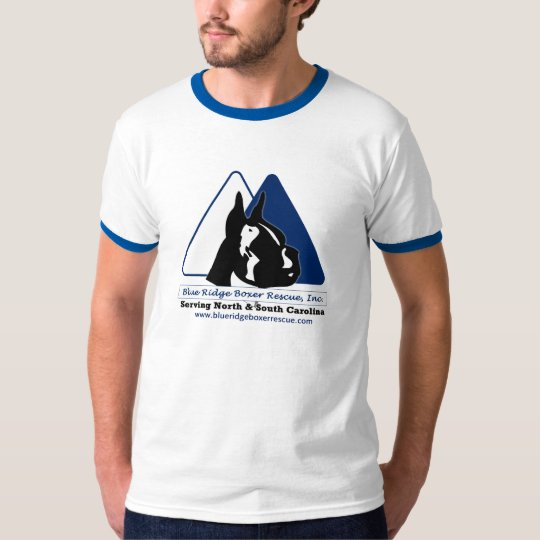 Blue Ridge Boxer Rescue T-shirt
