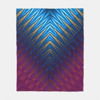 Blue Ridge Gold Fleece Blanket