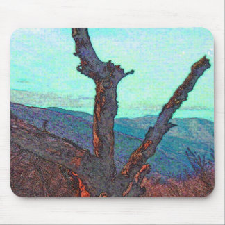 blue ridge homage mouse pad
