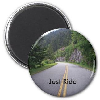 Blue Ridge Motorcycle Ride 8 Magnet