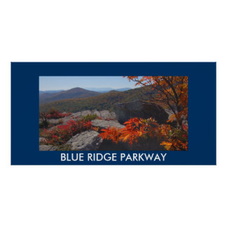 Blue Ridge Parkway Photo Poster