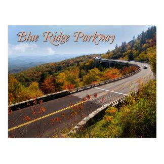 Blue Ridge Parkway Post Card