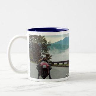 Blue Ridge Parkway Two-Tone Coffee Mug