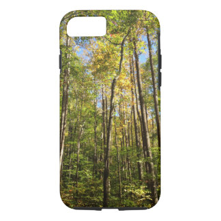 Blue Ridge Trees iPhone 8/7 Case