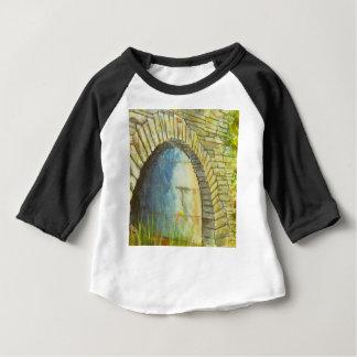 Blue Ridge Tunnel Baby T-Shirt