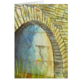 Blue Ridge Tunnel Card