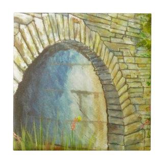 Blue Ridge Tunnel Ceramic Tiles