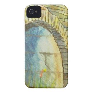 Blue Ridge Tunnel iPhone 4 Case