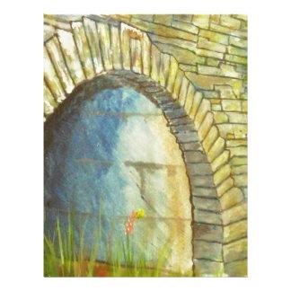 Blue Ridge Tunnel Letterhead Template