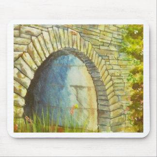 Blue Ridge Tunnel Mouse Pad