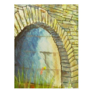 Blue Ridge Tunnel Postcard