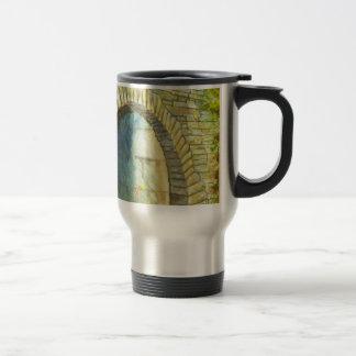 Blue Ridge Tunnel Travel Mug