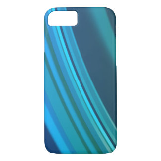 Blue Ripples Phone Case