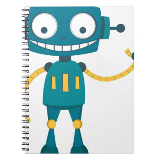 Blue Robot Notebooks