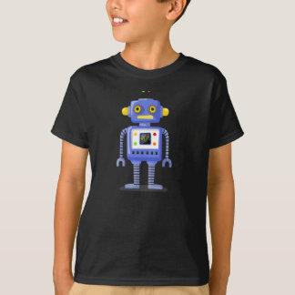 'Blue Robot' Tshirt