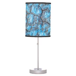 Blue Rocks Desk Lamp