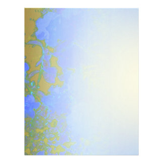 Blue Rose Mist Letterhead