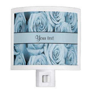 Blue Roses Nite Lites