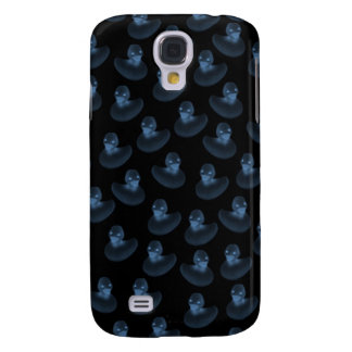 Blue Rubber Duckies 3G iphone case