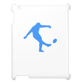 Blue Rugby Kick Case For The iPad