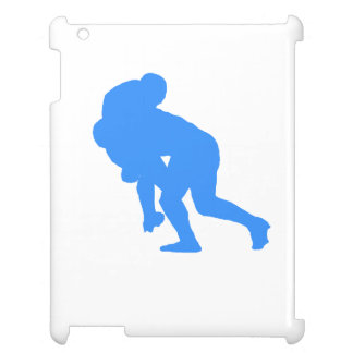 Blue Rugby Tackle Cover For The iPad 2 3 4