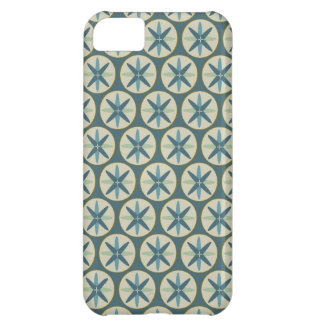 Blue Sand Dollar iPhone 5C Covers