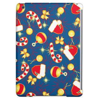 Blue - Santa's cap iPad Air Case