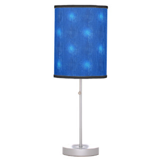 Blue Scale Texture table lamp
