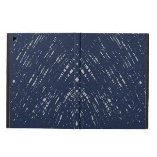 Blue screen mesh case for iPad air