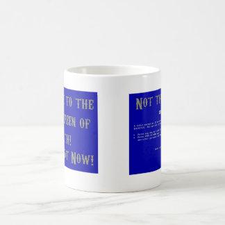 Blue Screen of Death Coffee Mug