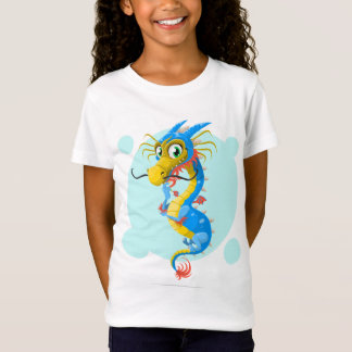 Blue Sea Dragon T-Shirt