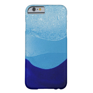 Blue Sea Glass Reflections Barely There iPhone 6 Case