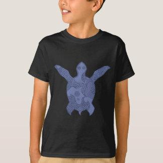 Blue Sea Turtle Shirt