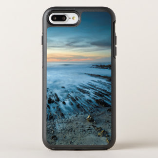 Blue seascape at sunset, California OtterBox Symmetry iPhone 7 Plus Case
