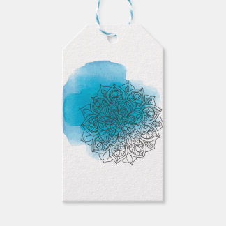 Blue send it gift tags