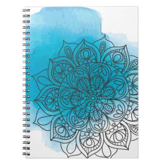 Blue send it notebooks