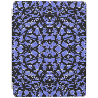 Blue Shapes iPad Smart cover iPad Cover